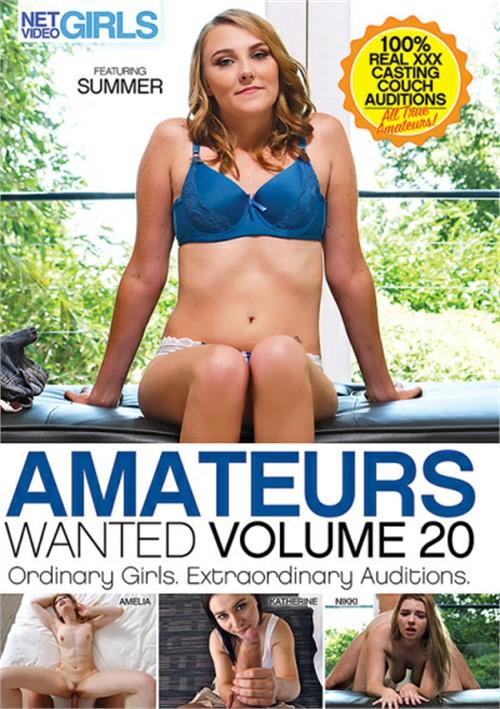 Amateurs Wanted #20