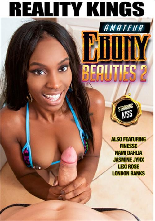 Amateur Ebony Beauties #2 DVD