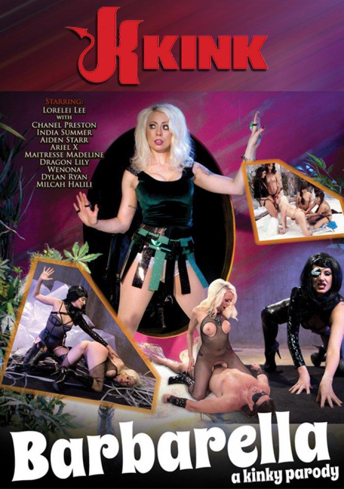 Barbarella - A Kinky Parody DVD