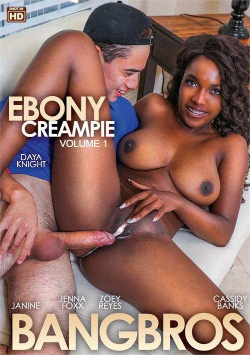 Ebony Creampie