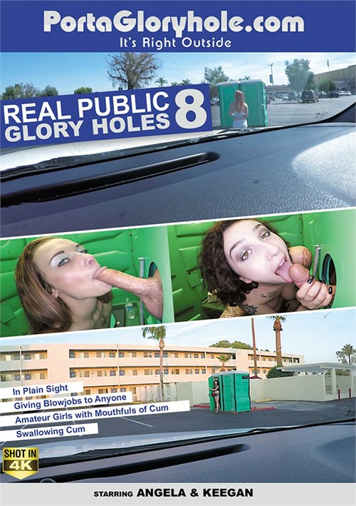 Real Public Glory Holes #8