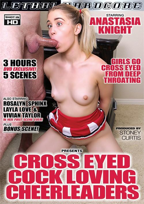 Cross Eyed Cock Loving Cheerleaders