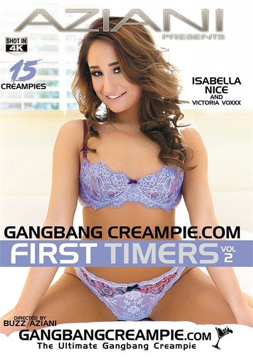 Gangbang Creampie First Timers #2