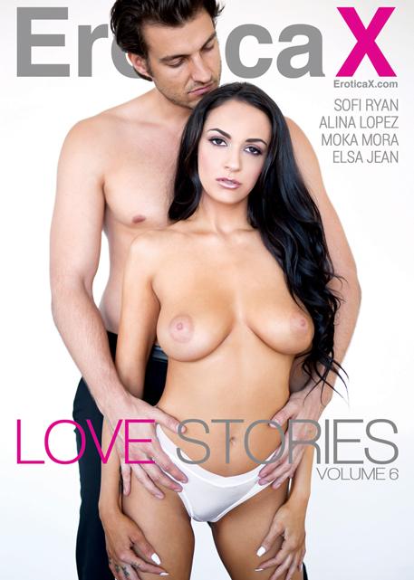 Love Stories #6 DVD