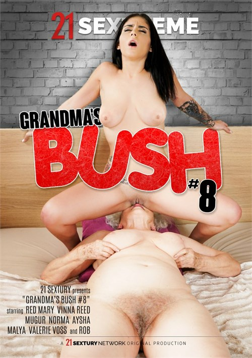 Grandma's Bush #8 DVD