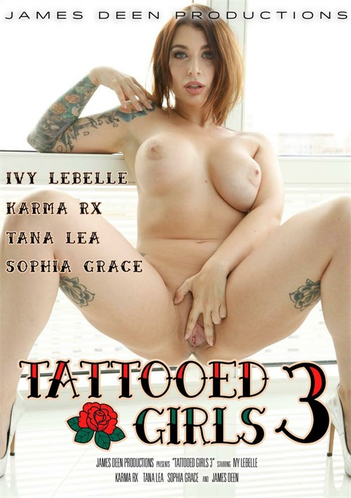 Tattooed Girls #3