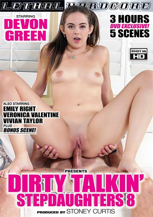 Dirty Talkin' Stepdaughters #8