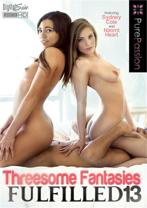 Threesome Fantasies Fulfilled #13