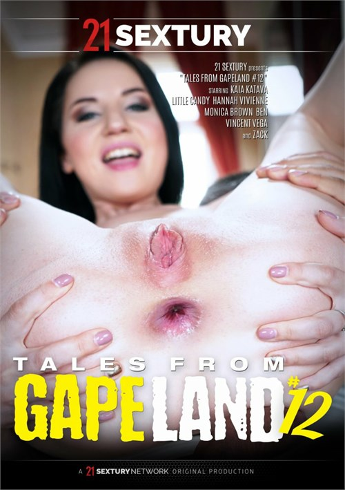 Tales From GapeLand #12 DVD