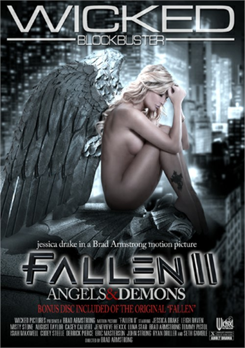 Fallen II: Angels & Demons DVD