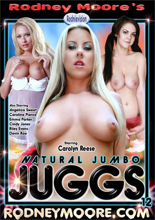 Natural Jumbo Juggs #12