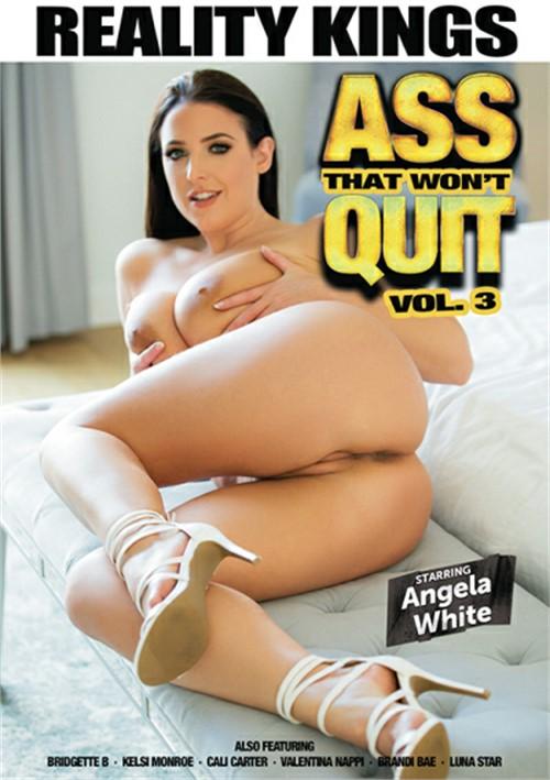 Ass That Won't Quit #3 DVD