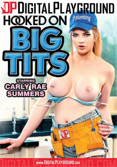 Hooked On Big Tits DVD