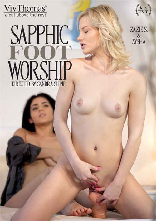 Sapphic Foot Worship