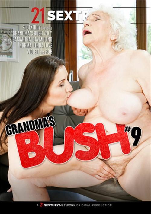 Grandma's Bush #9 DVD