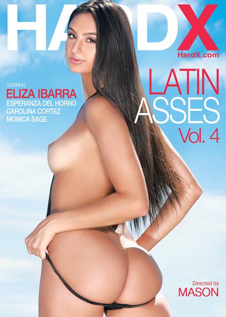 Latin Asses #4 DVD
