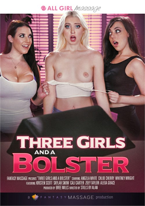 Three Girls And A Bolster DVD