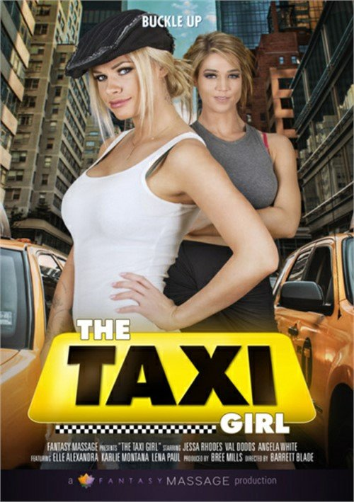 The Taxi Girl DVD