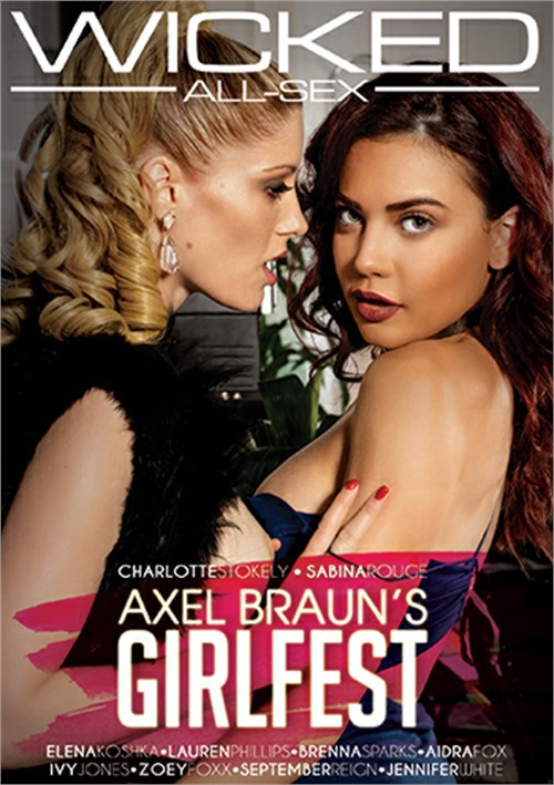 Axel Braun's Girlfest DVD