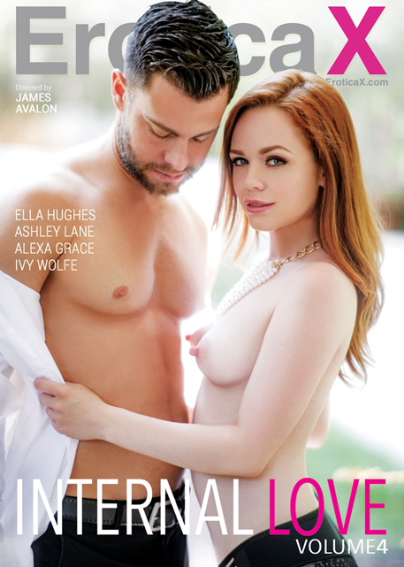 Internal Love #4 DVD
