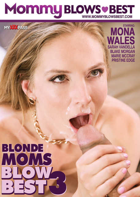 Blonde Moms Blow Best #3