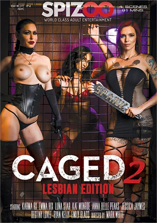 Caged #2: Lesbian Edition