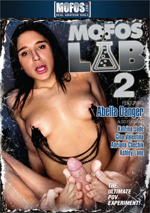 MOFOS Lab #2 DVD