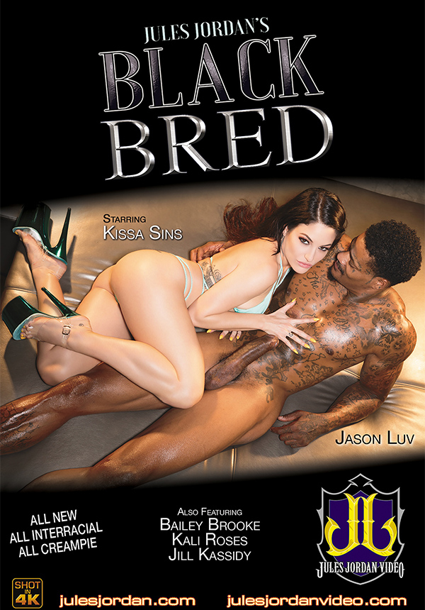 Black Bred DVD