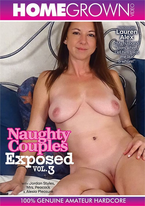 Naughty Couples Exposed #3