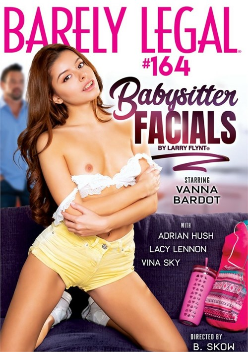 Barely Legal #164: Babysitter Facials DVD