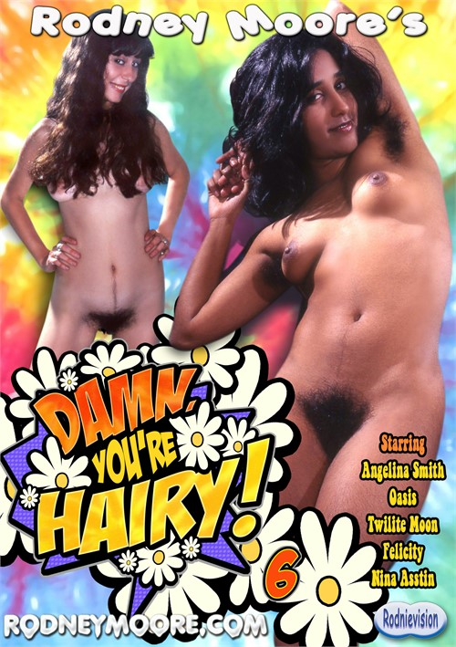 Damn, You're Hairy #6