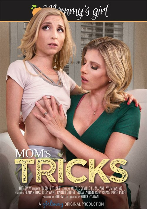 Mom's Tricks DVD
