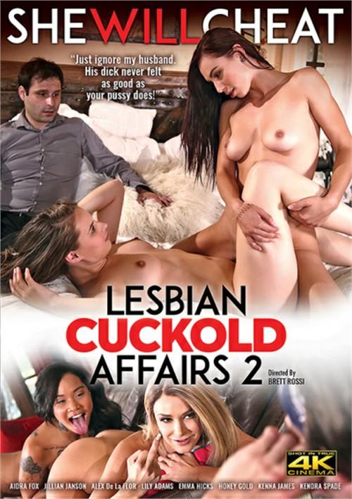 Lesbian Cuckold Affairs #2