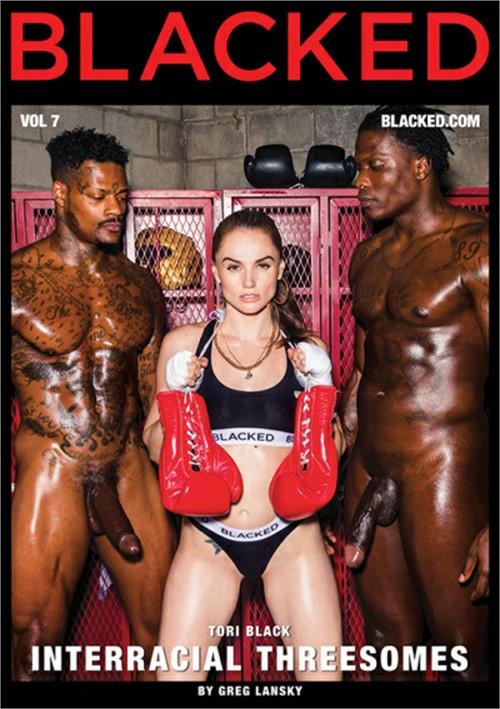 Interracial Threesomes #7