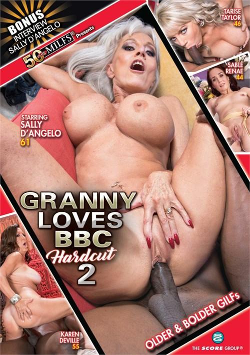 Granny Loves BBC Hardcut #2