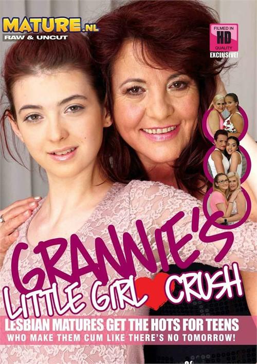 Grannie's Little Girl Crush