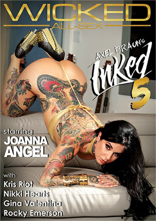 Axel Braun's Inked #5