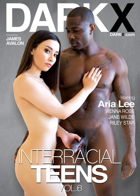 Interracial Teens #6 DVD