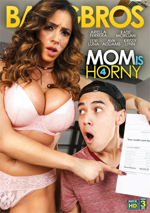 Mom Is Horny #4