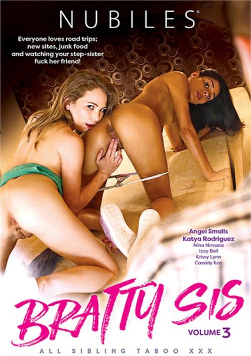 Bratty Sis #3 DVD
