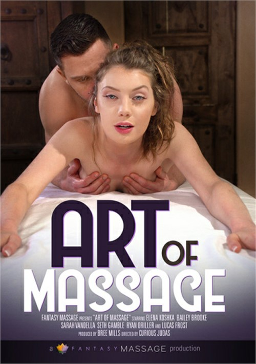 Art of Massage DVD