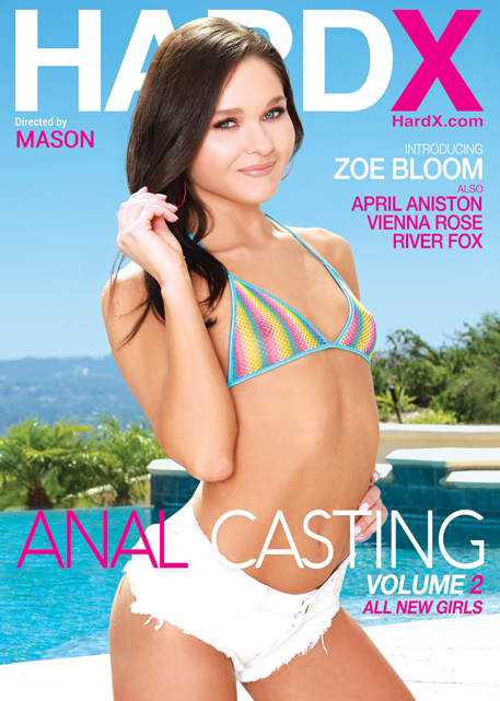 Anal Casting #2 DVD
