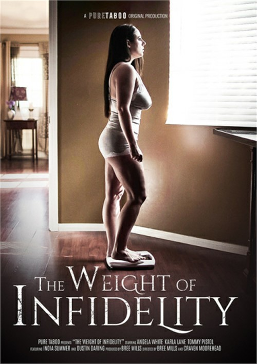 The Weight of Infidelity DVD