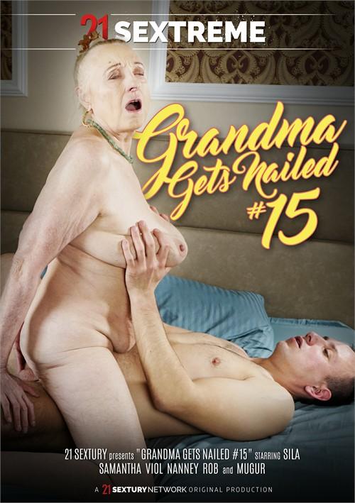 Grandma Gets Nailed #15 DVD