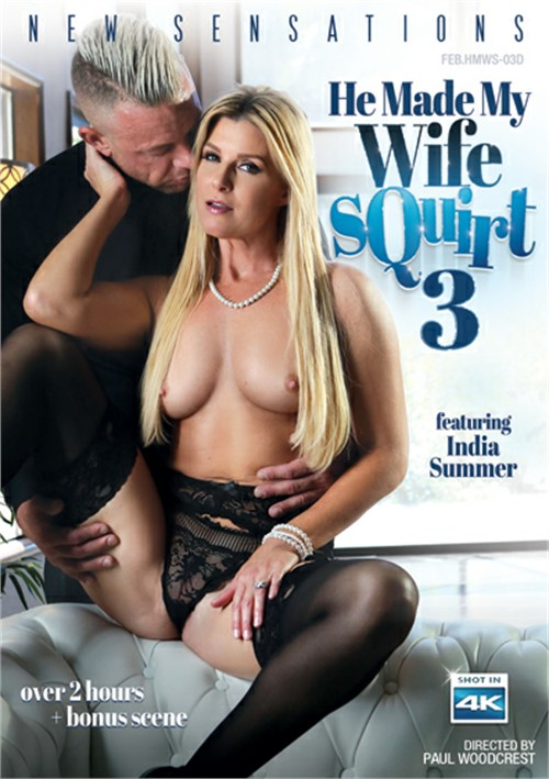He Made My Wife Squirt #3