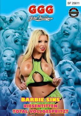 Barbie Sin's Huge Tits Totally Splattered