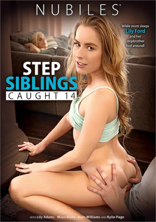 Step Siblings Caught #14 DVD