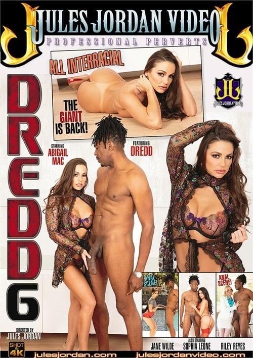 Dredd #6 DVD