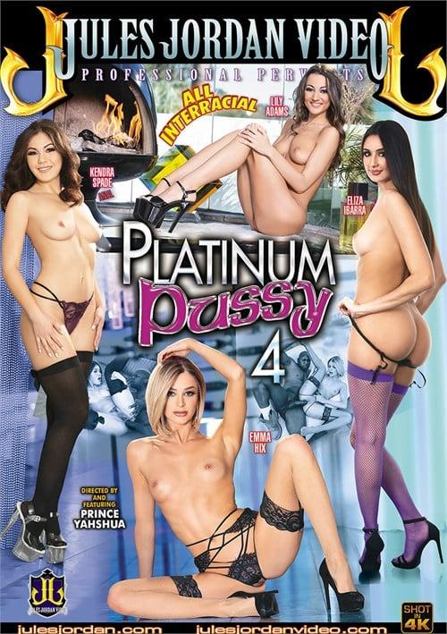 Platinum Pussy #4 DVD