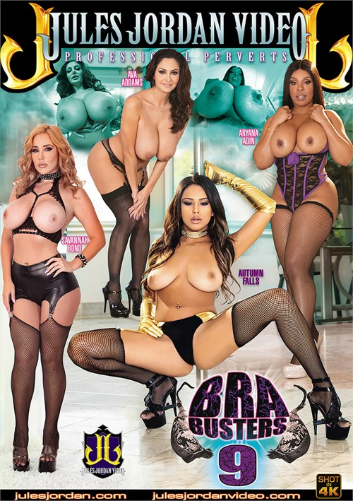 Bra Busters #9 DVD